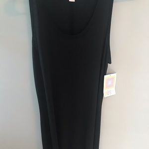 Lularoe sleeveless Maxi Dress